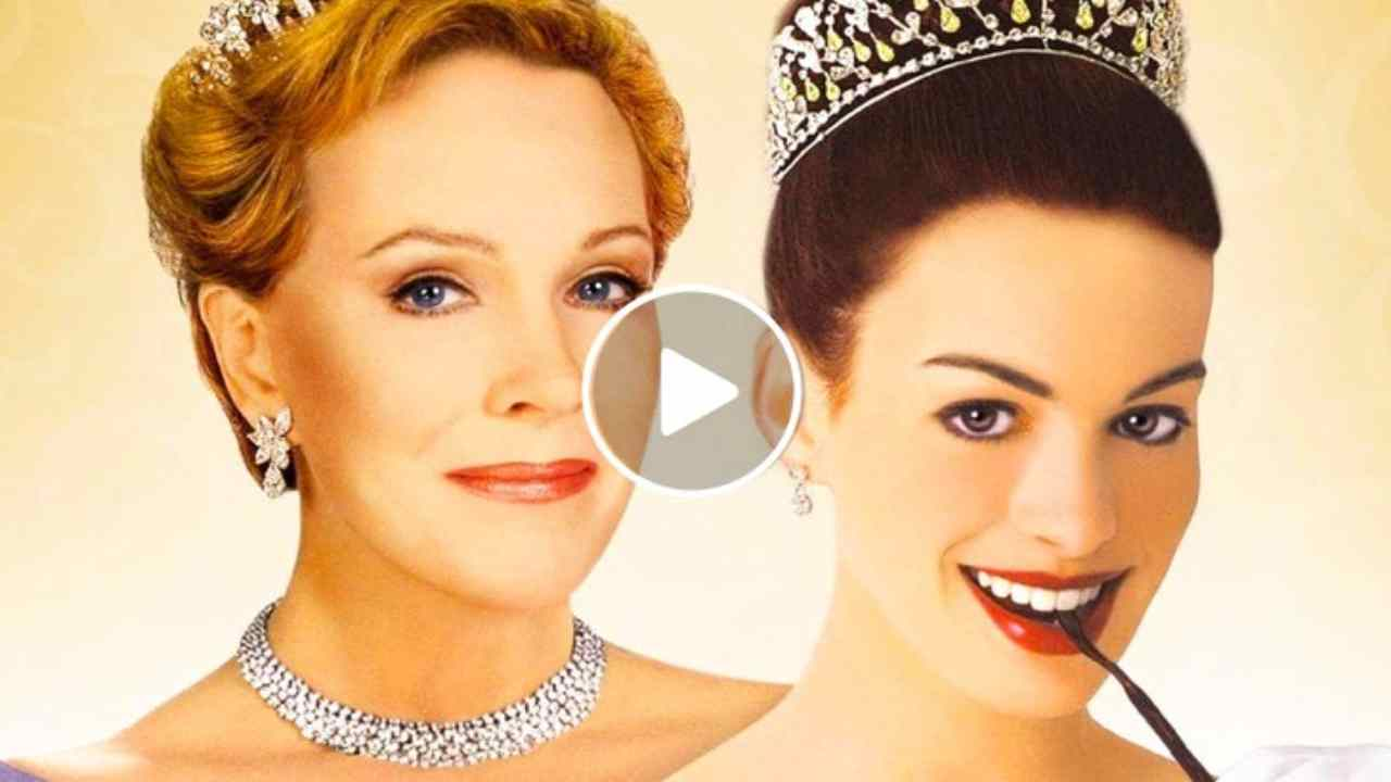 Pretty Princess | Su Raidue il film con Julie Andrews | La trama - meteoweek