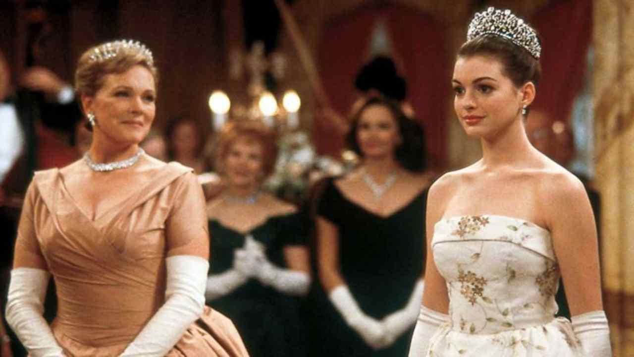 Pretty Princess   Su Raidue il film con Julie Andrews   La trama - meteoweek