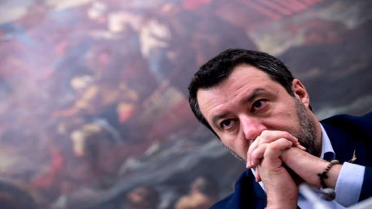"""Salvini sull'antisemitismo: """"Colpa del fanatismo islamico e"""
