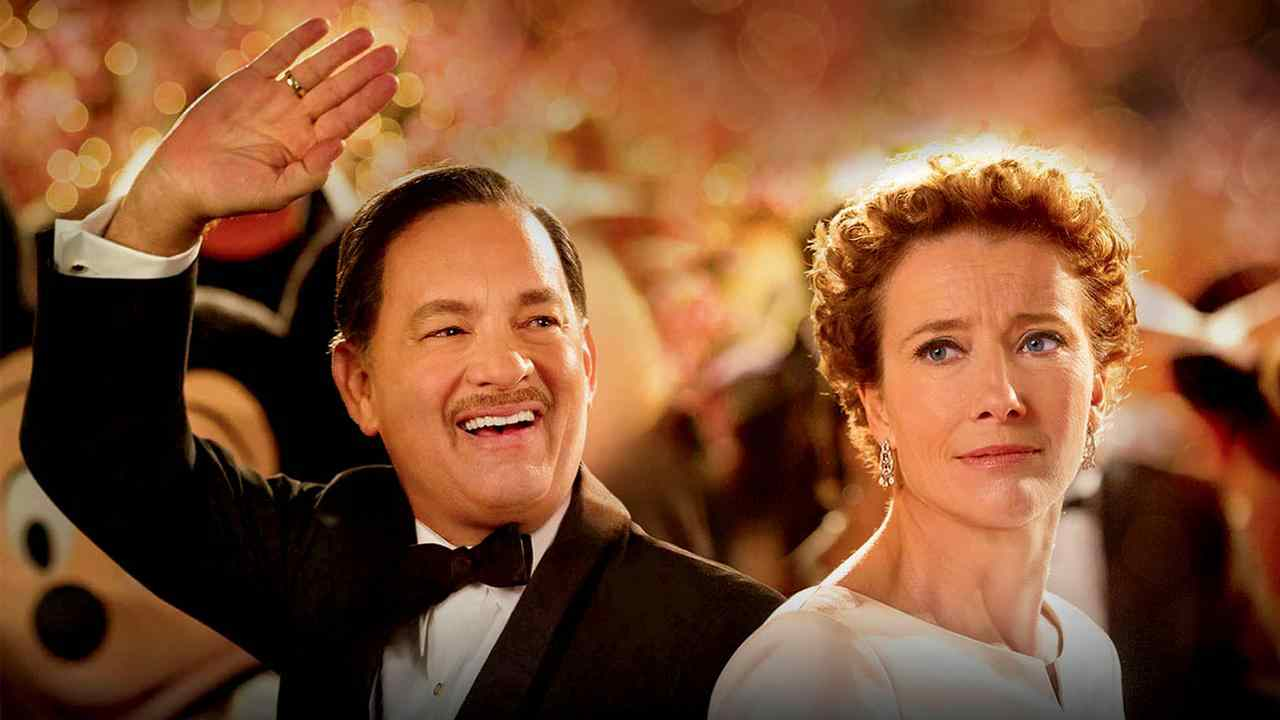 Saving Mr. Banks | La trama e il cast del film su Raidue - meteoweek