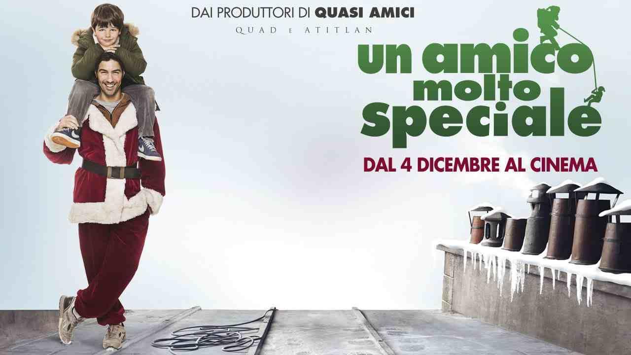 Su Italia Uno Un amico molto speciale | Trama e trailer del film - meteoweek