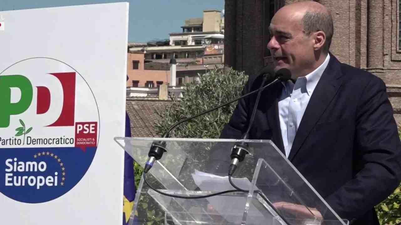 I gruppi PD si ribellano: sotto processo Nicola Zingaretti - meteoweek
