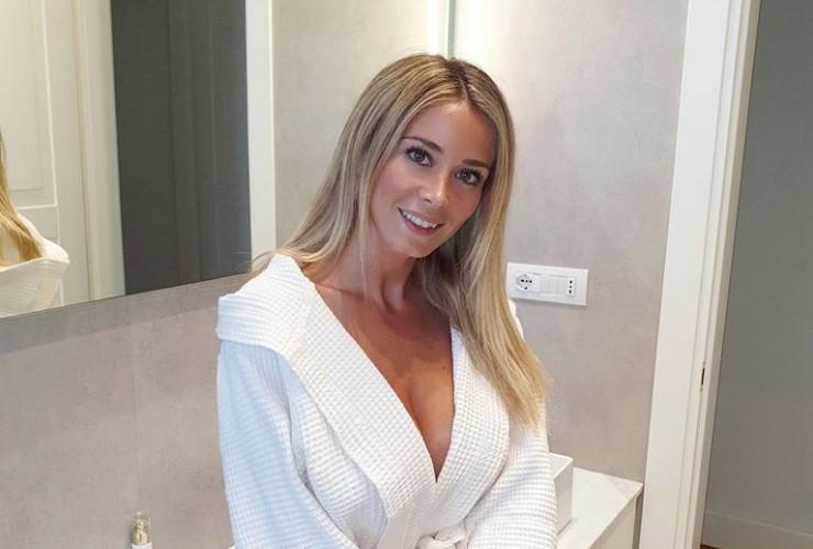 Paola Ferrari punzecchia Diletta Leotta: