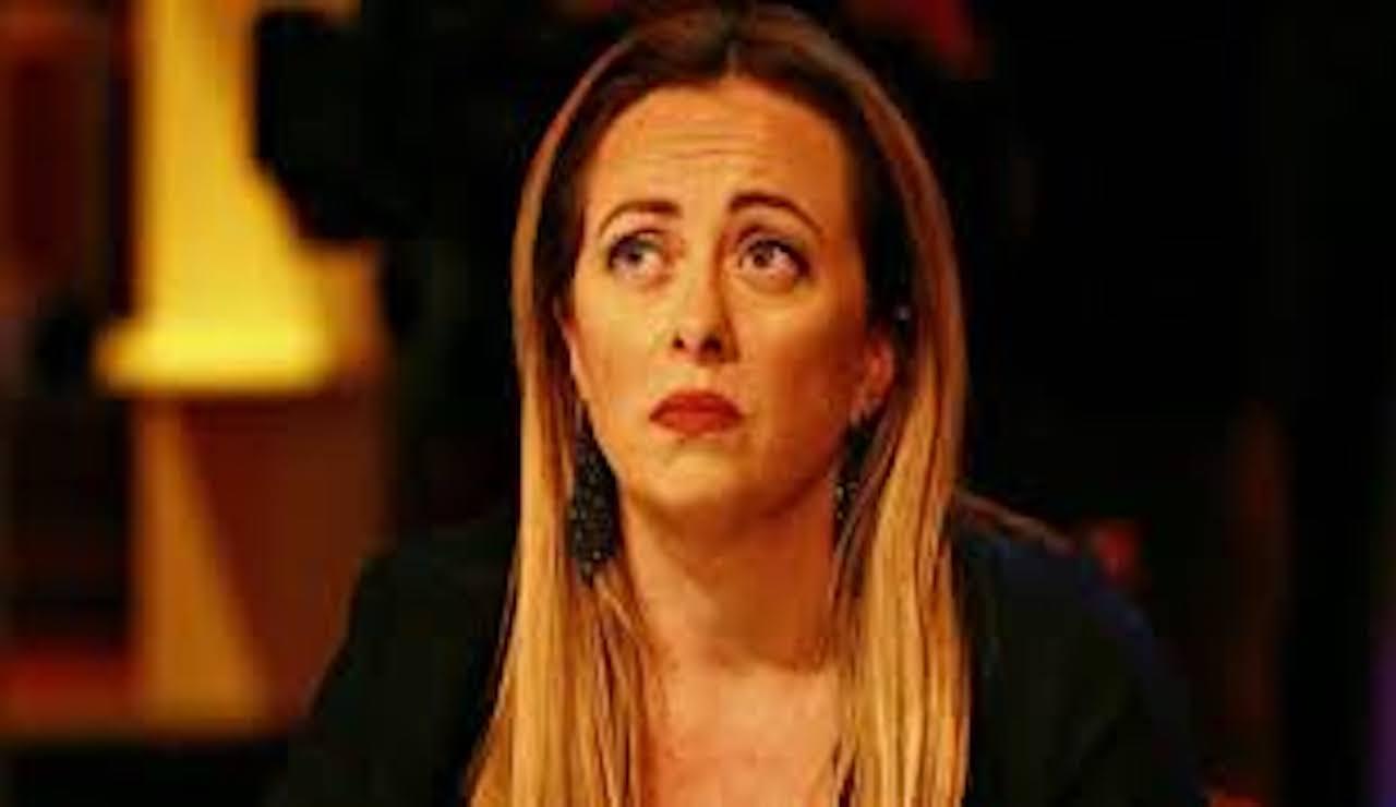 """Giorgia Meloni terrorizzata a processo: """"Ho paura per mia figlia"""""""