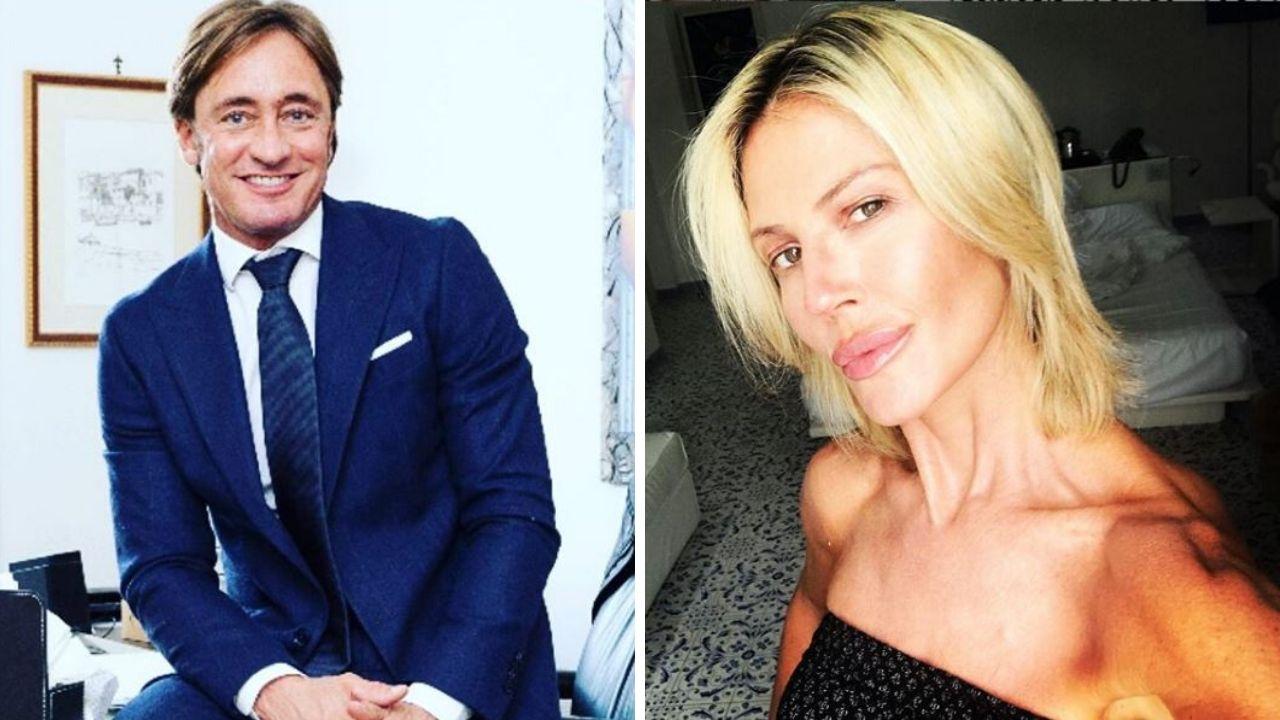 Andrea Ippoliti, nuova guerra con Nathalie Caldonazzo | Paro