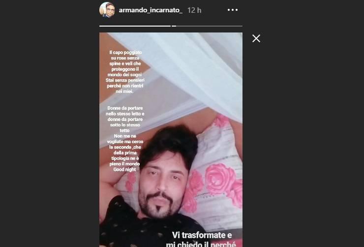 Armando Incarnato porta le donne letto