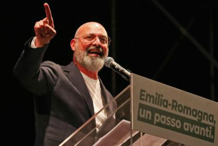 Stefano Bonaccini - Elezioni Emilia Romagna