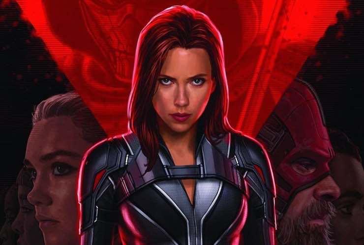 Black Widow - Natasha Romanoff