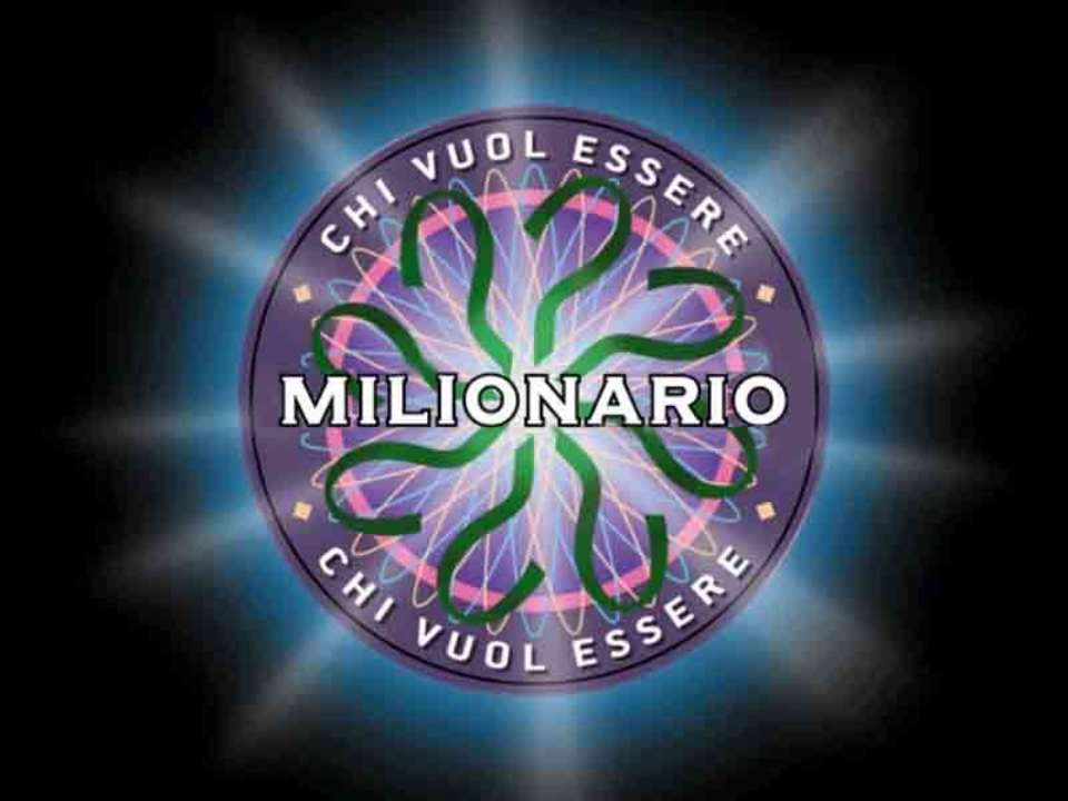Stasera Tv 22 Gennaio | Canale 5 | Chi Vuol Essere Milionari