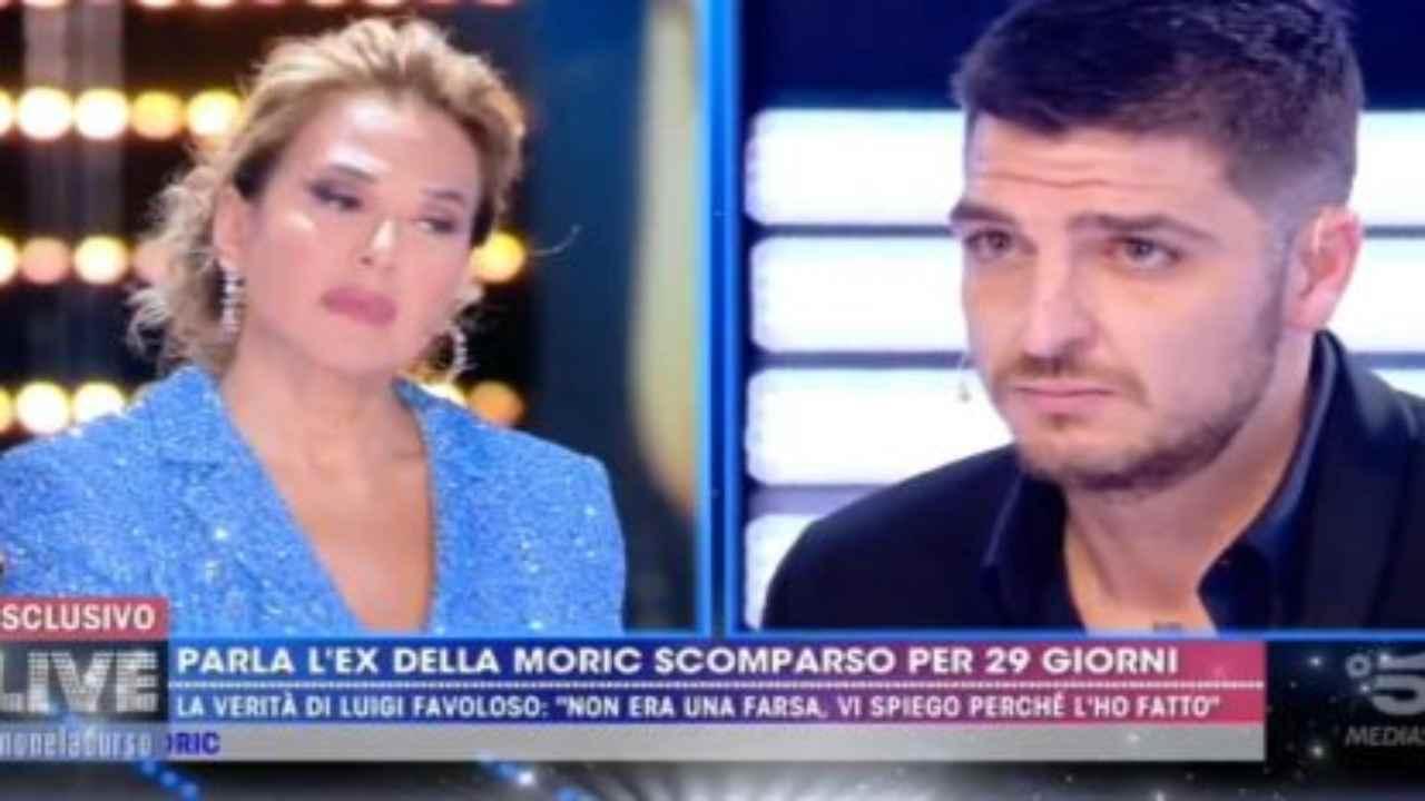 Luigi Mario Favoloso smascherato | Nina Moric picchiata | Fo