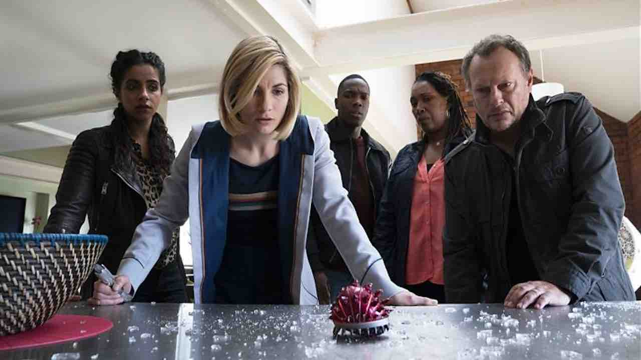 Doctor Who 12×5 | in Fugitive of the Judoon rivelato un nuov