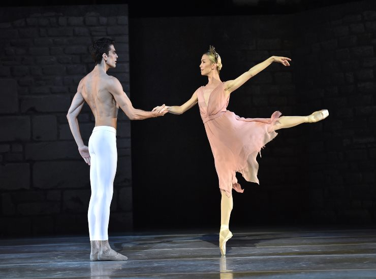 Eleonora Abbagnato chi è | carriera e vita privata della ballerina - meteoweek