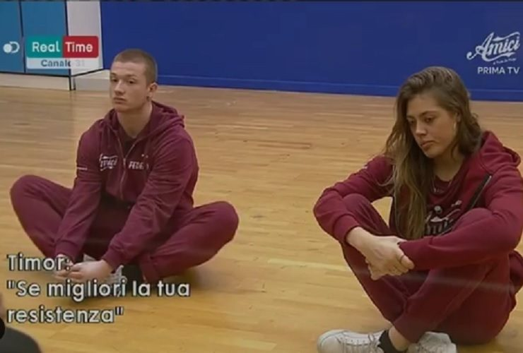 Federico e Talisa - meteoweek