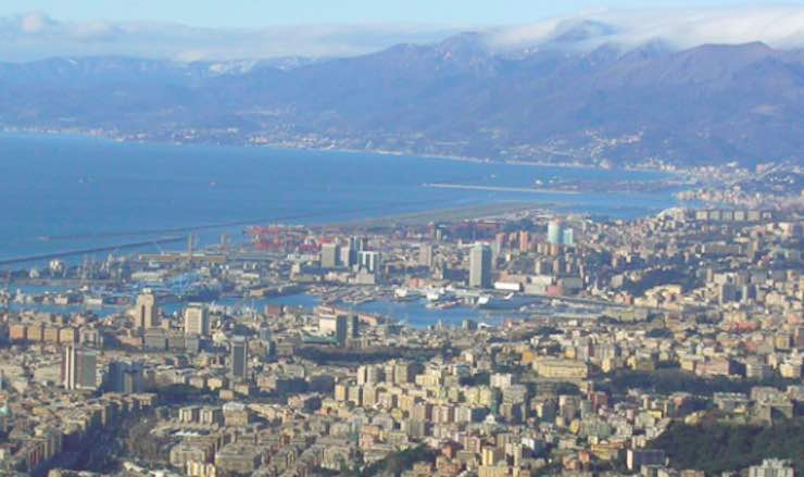 Meteo Genova oggi domenica 19 gennaio |  cieli nuvolosi