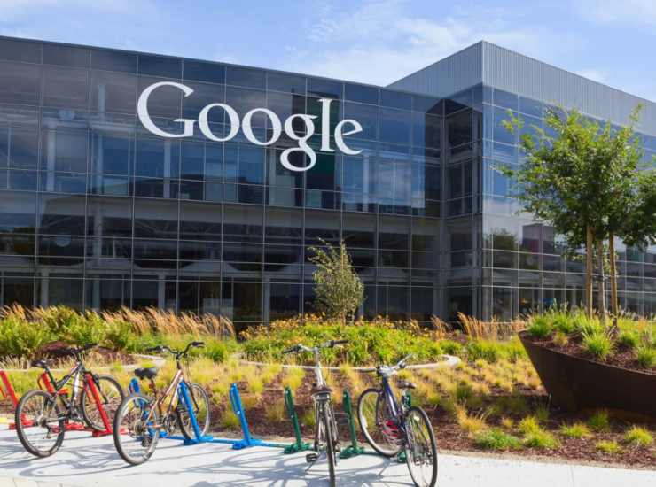 Ripresa economica, Google investe 900 milioni di dollari per