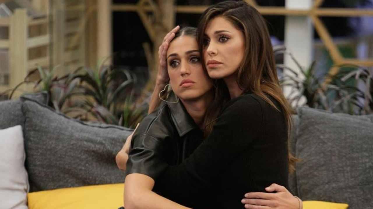 Belen Rodriguez, sorpresa a Cecilia | La reazione inaspettat