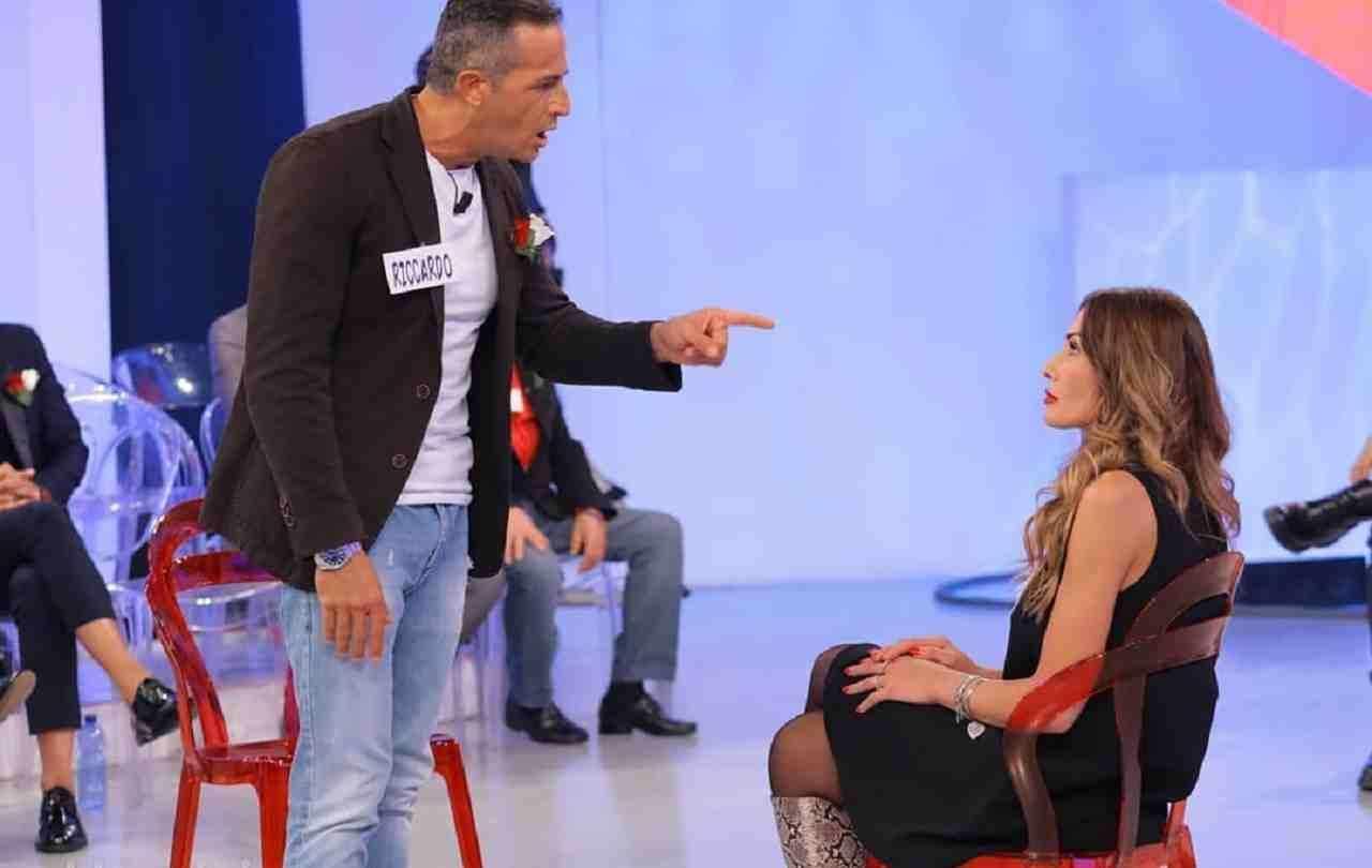 Ida Platano e Riccardo di nuovo al capolinea | Grande show a