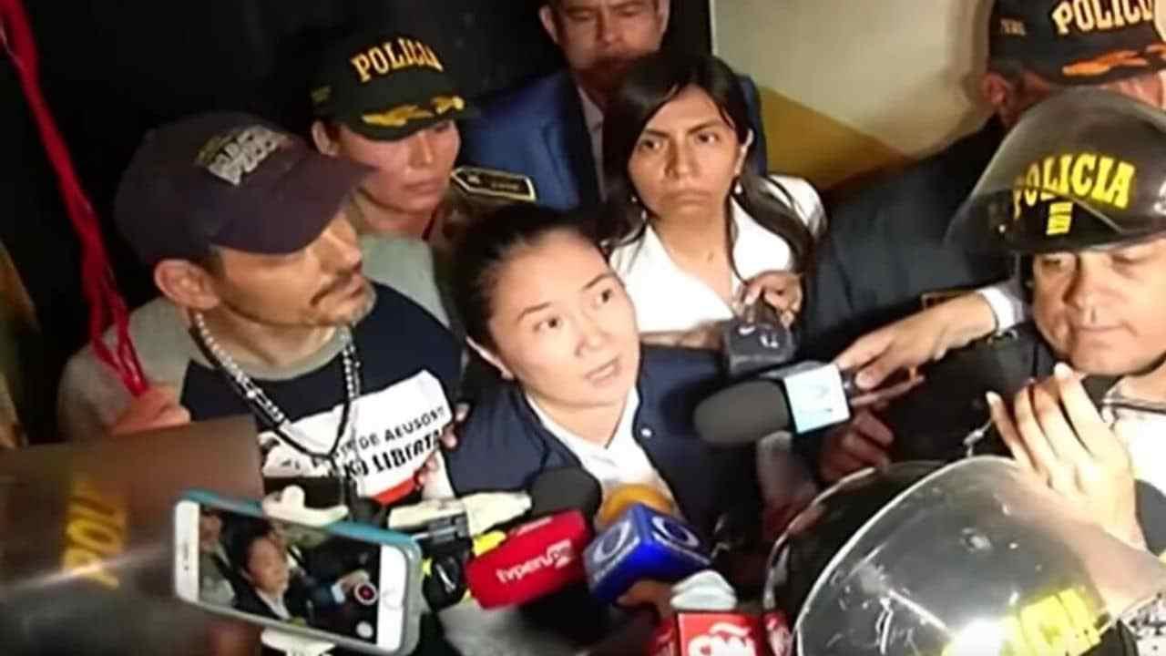 Perù: di nuovo in carcere la leader dell'opposizione