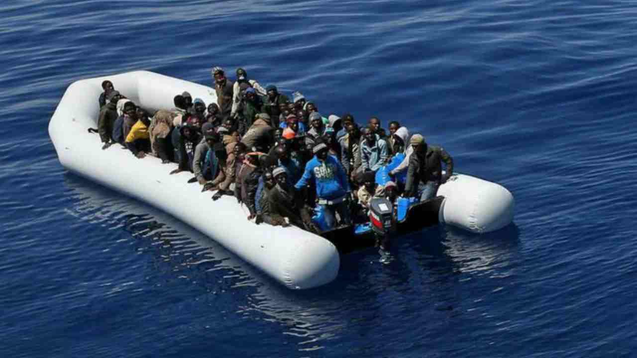 migranti dispersi in mare