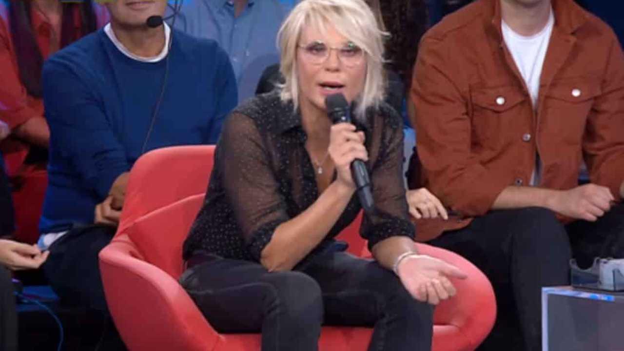 Maria De Filippi furiosa ad Amici 19 - meteoweek