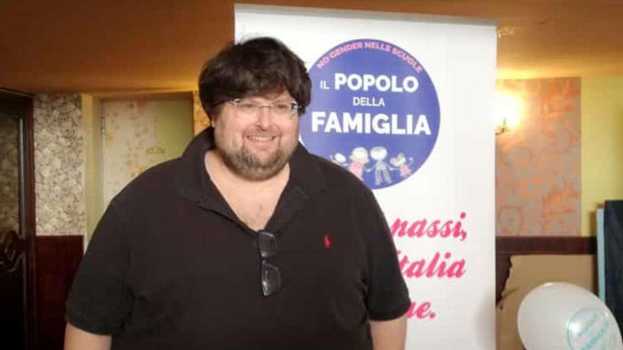 Mario Adinolfi chi è | carriera e vita privata del giornalista - meteoweek