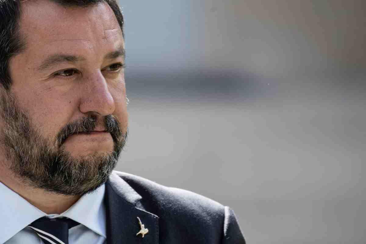 """Matteo Salvini: """"Vado in prigione a testa alta"""""""