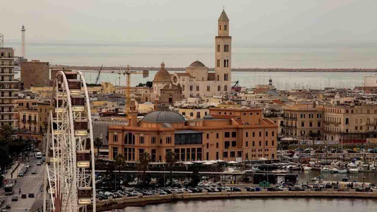 Meteo Bari oggi lunedì 27 gennaio: sereno o poco nuvoloso