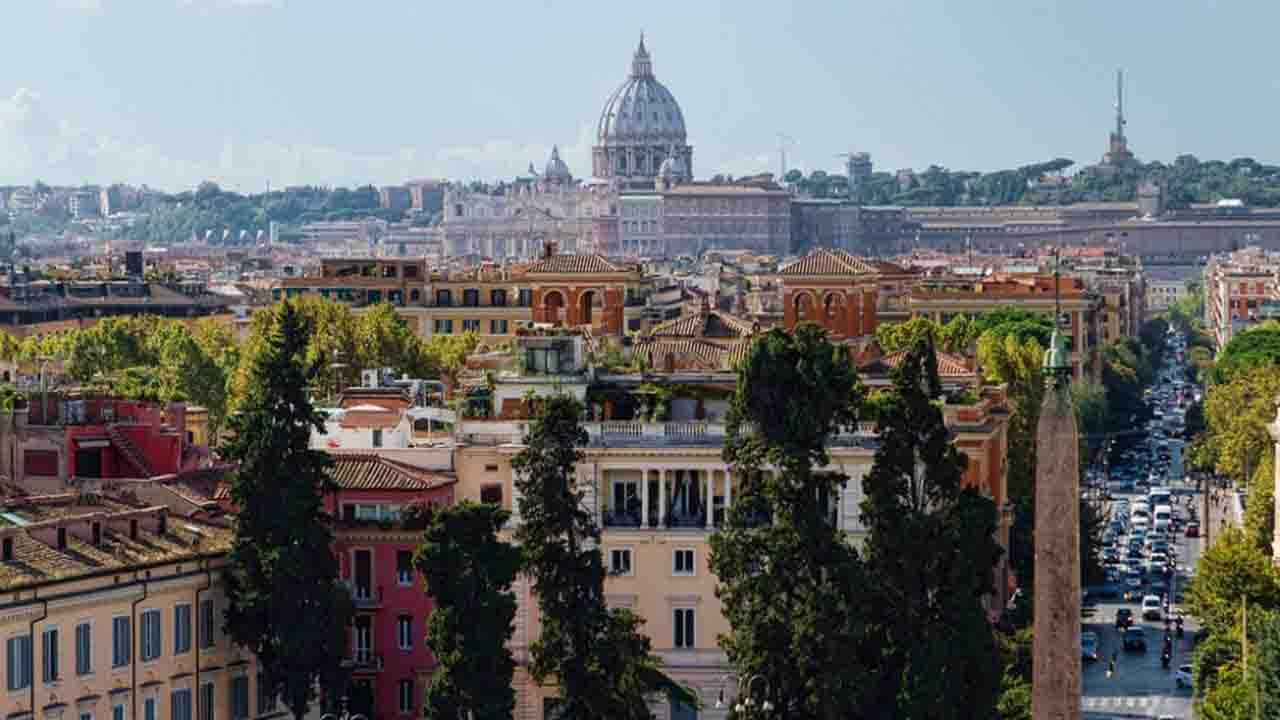 Meteo Roma oggi lunedì 27 gennaio: poco nuvoloso