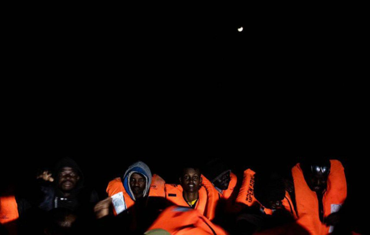 emergenza migranti in mare