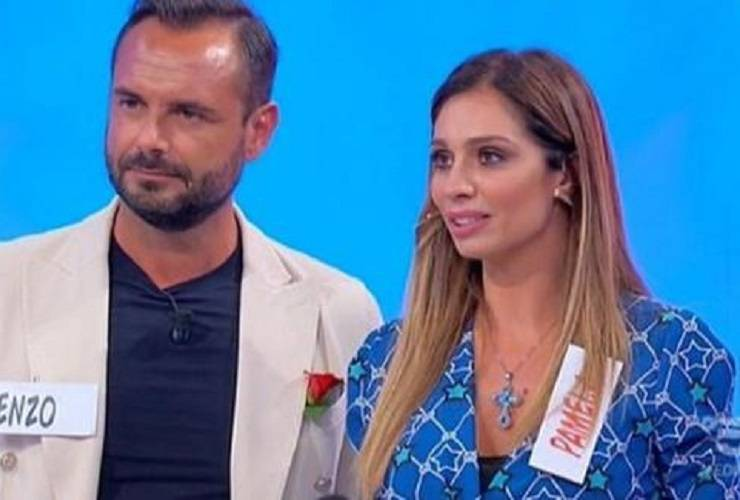 Pamela Barretta e Enzo matrimonio