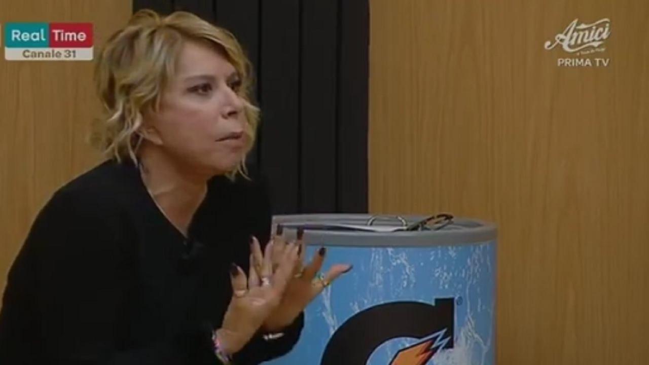 Anna Pettinelli furiosa con Jacopo ad Amici 19 - meteoweek