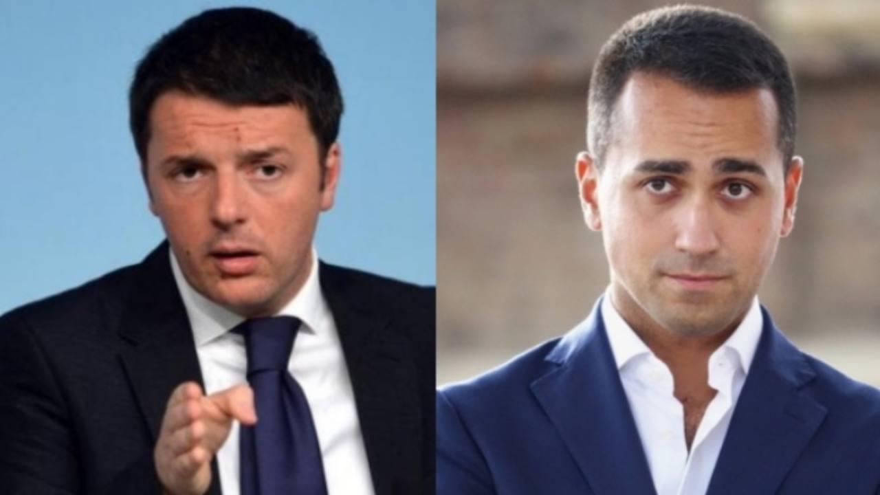 """Renzi: """"Di Maio si occupi della Libia"""""""
