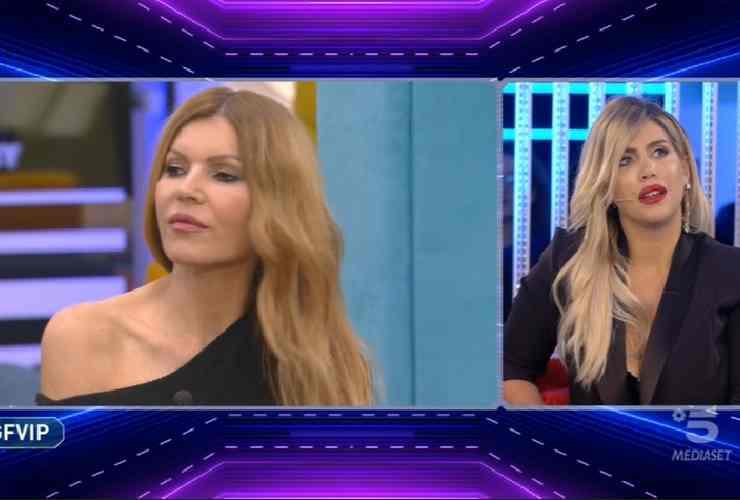 Adriana Volpe contro Rita Rusic