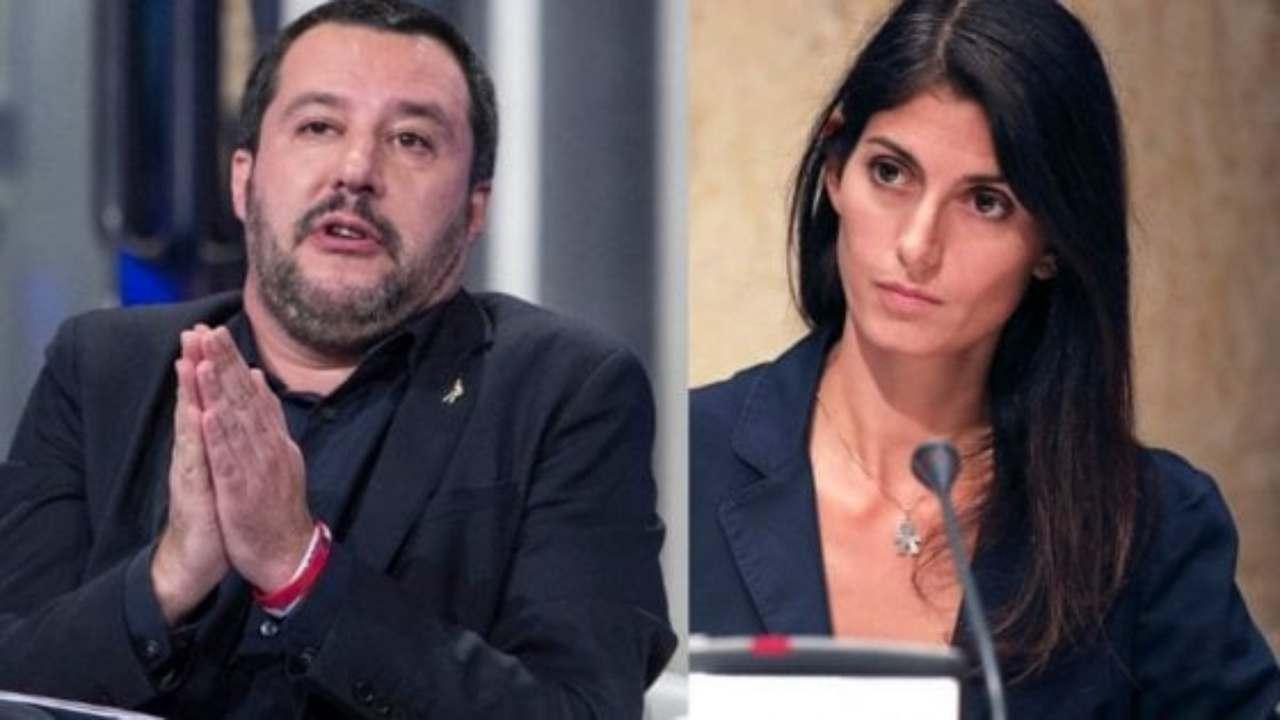 Salvini, adesso è assalto a Roma