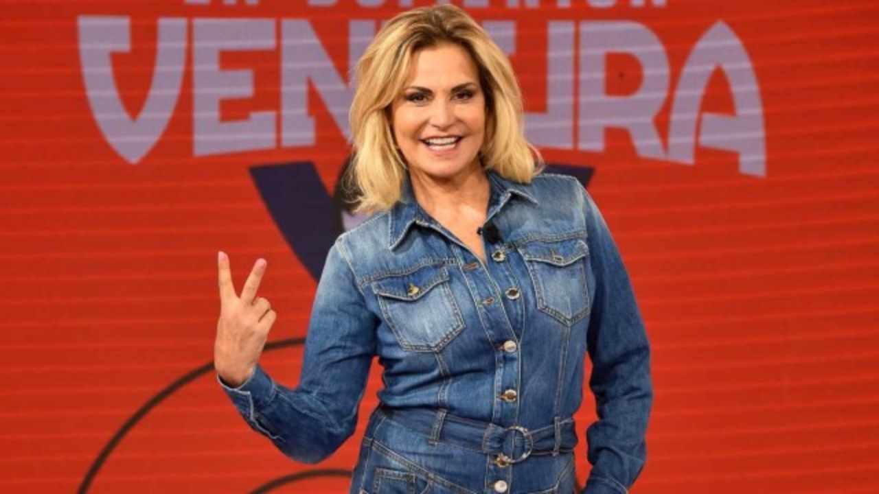 Simona Ventura chi è | carriera e vita privata della conduttrice tv - meteoweek