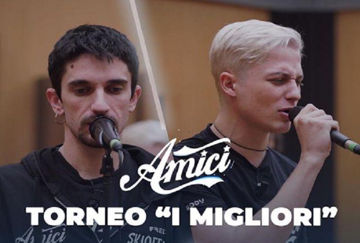 Skioffi e Francesco - meteoweek