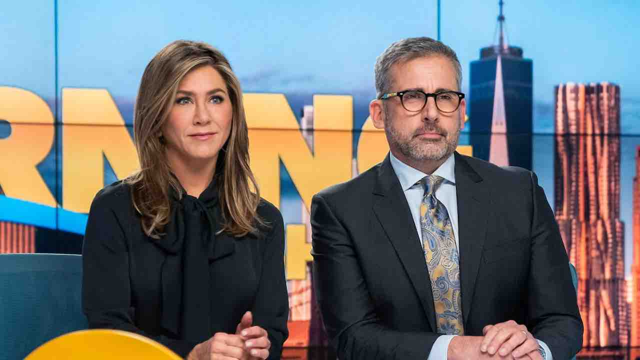 The Morning Show | incerto il ritorno di Steve Carell per la
