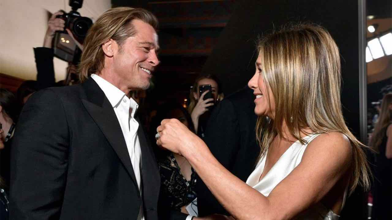 Brad Pitt, Jennifer Aniston, SAG Awards