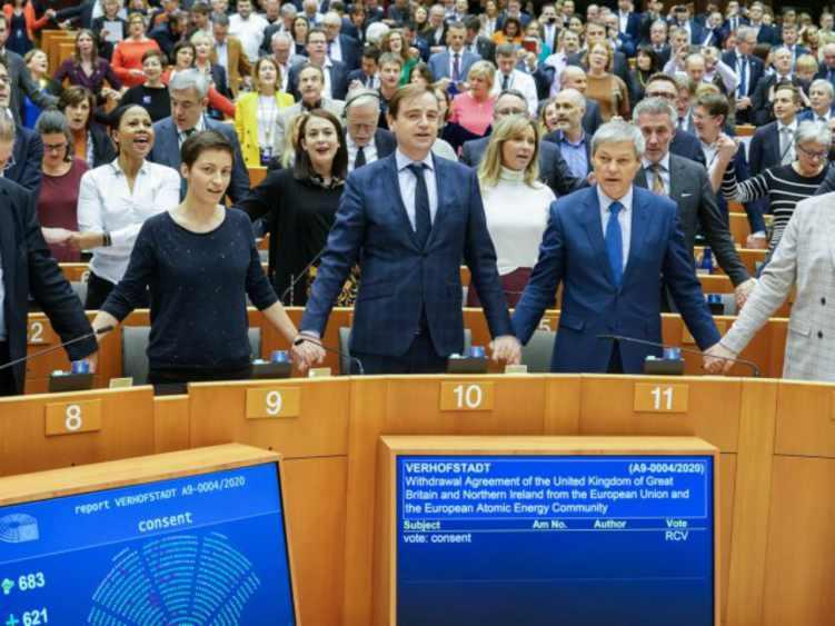 Brexit, Ue: è l'unione a fare la forza, non l'isolamento