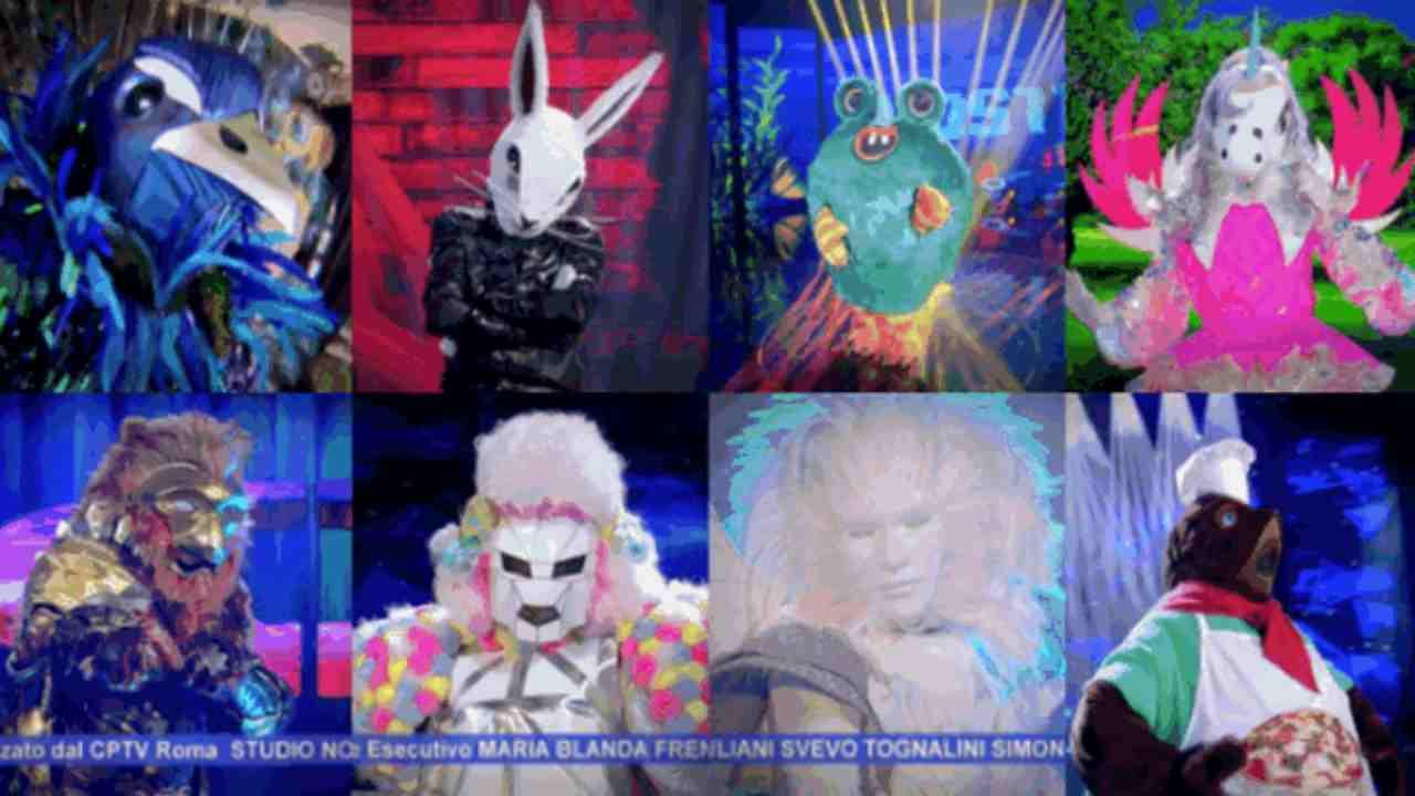 Stasera tv 17 gennaio | Raiuno | Il cantante mascherato | Anticipazioni