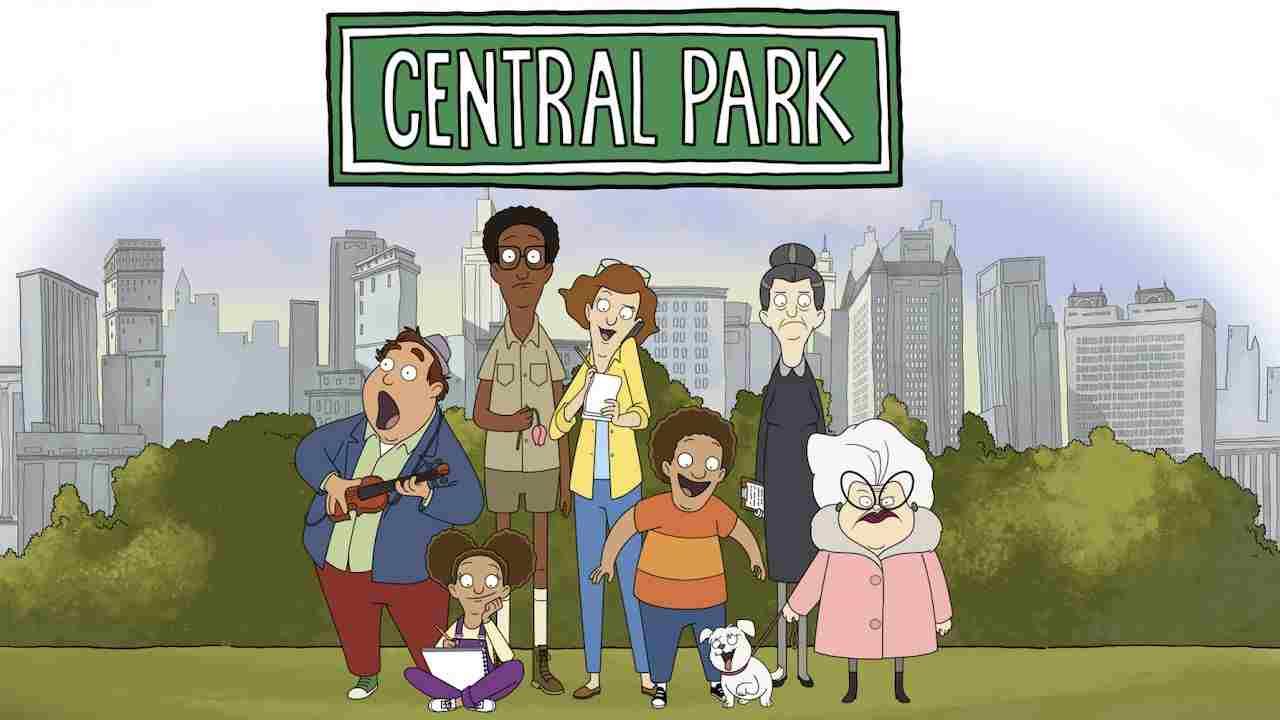 Central Park | la nuova serie d'animazione creata da Loren B