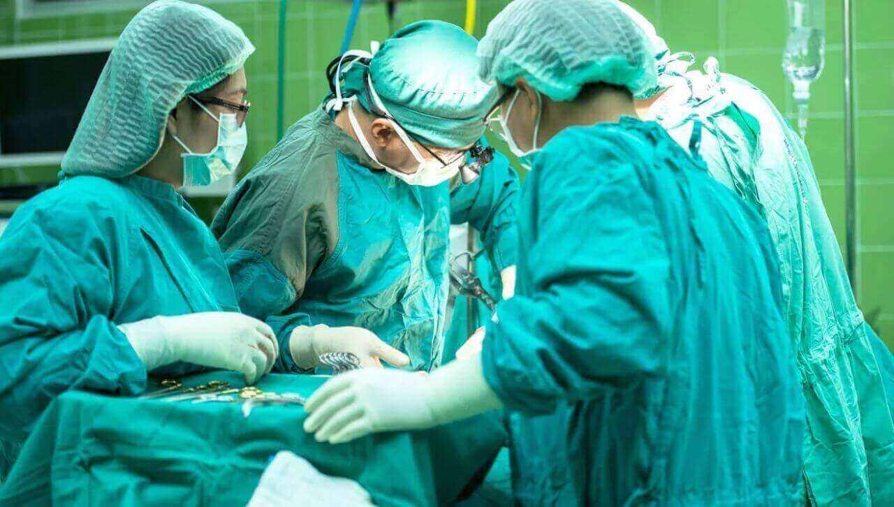 """""""Per affetti covid rischio mortalità post operatorio più alt"""