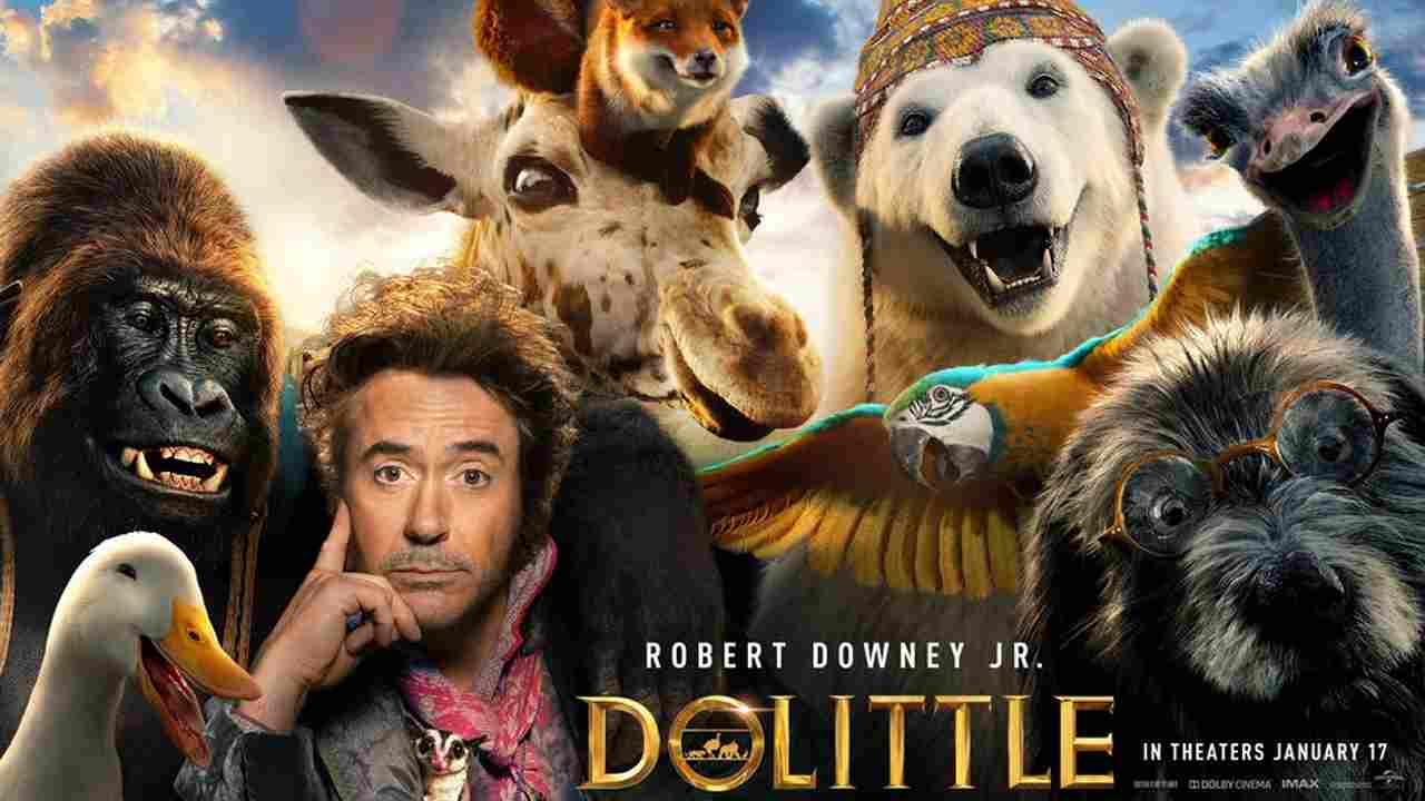 Dottor Dolittle | Un cast di voci stellare