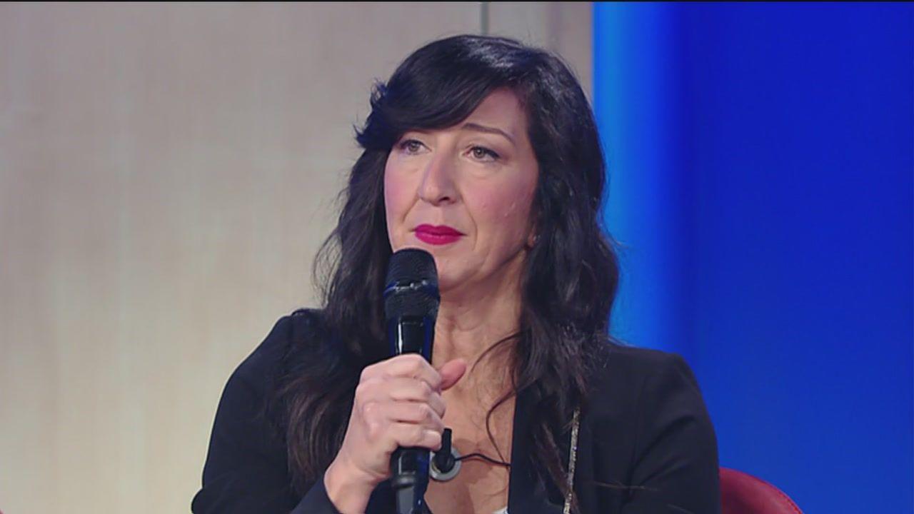 Emanuela Aureli chi e | carriera | vita privata dell imitatrice - meteoweek