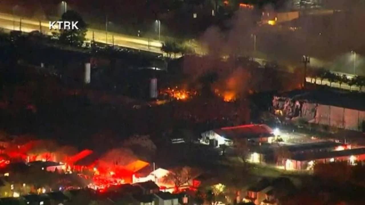 Usa, forte esplosione in un edificio a Houston: due morti in