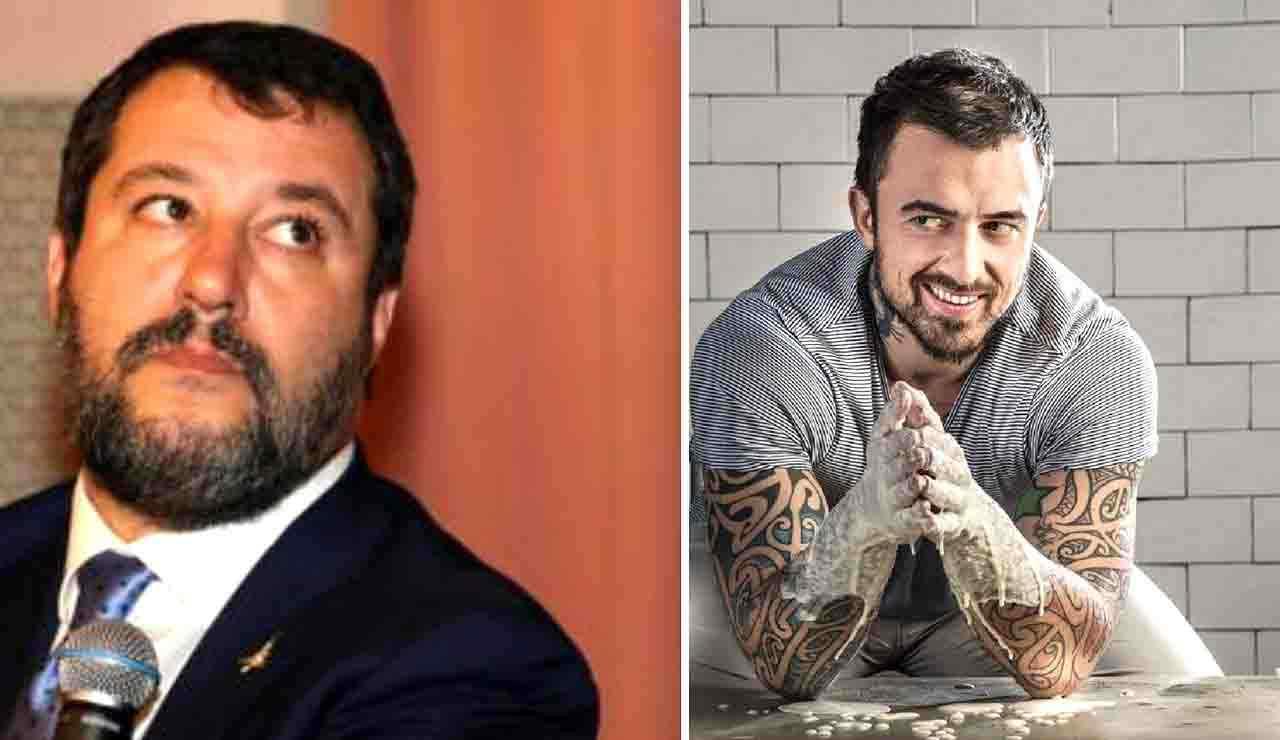 Chef Rubio, nuova polemica con Matteo Salvini | Lo scontro p