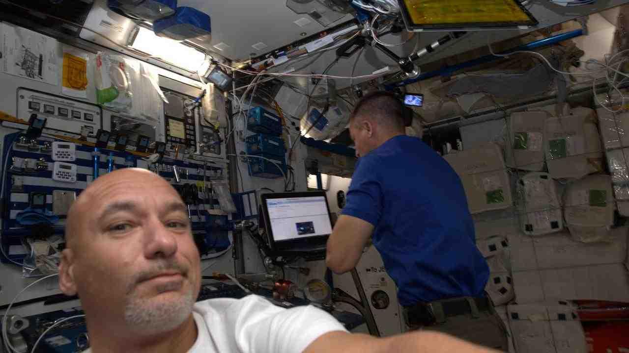 Luca Parmitano chi e | carriera | vita privata dell astronauta - meteoweek