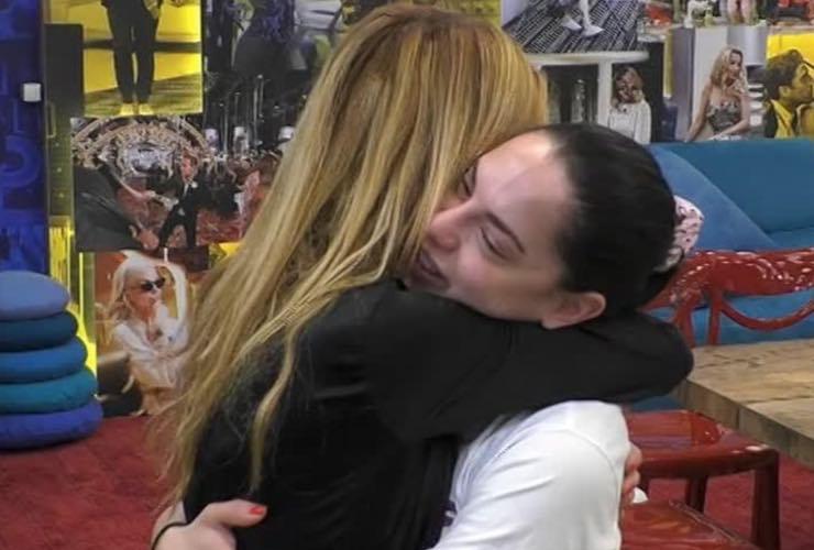 Carlotta Maggiorana e Adriana Volpe - Meteoweek