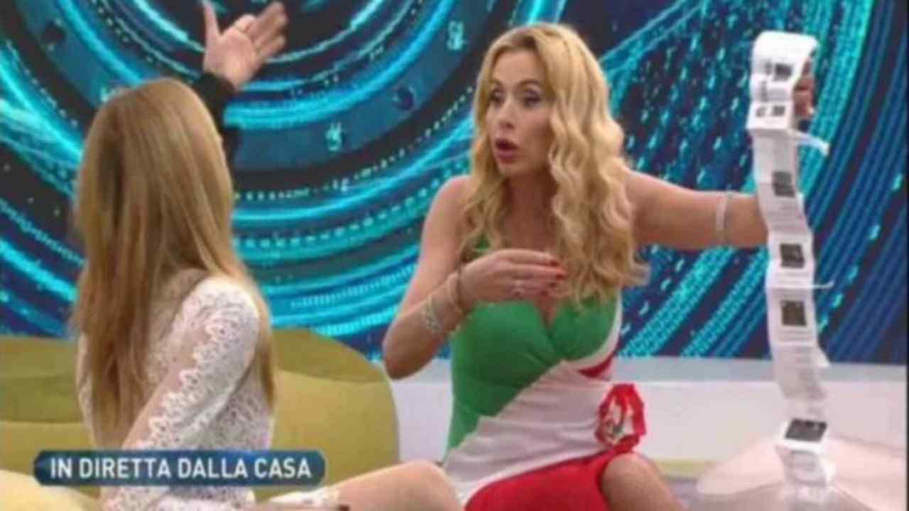 Valeria Marini in guerra con il Grande Fratello Vip | Nuova