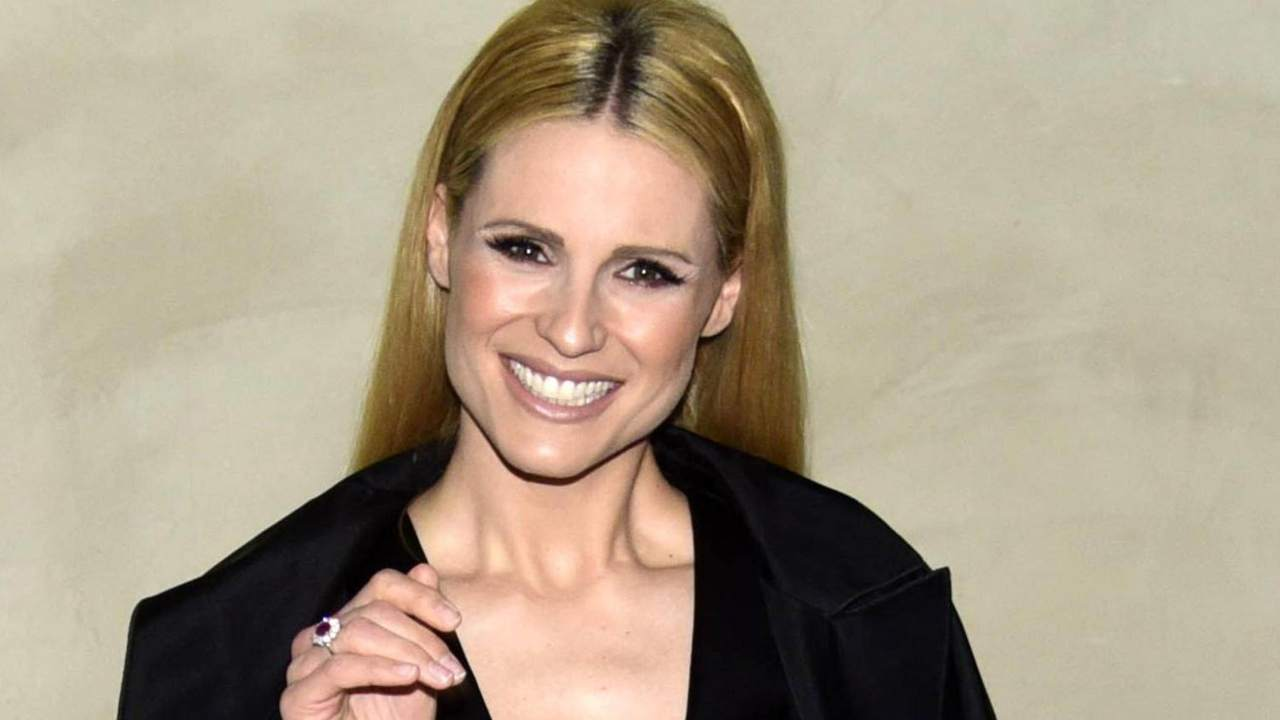 Michelle Hunziker insieme alle Charlie's Angels | Compleanno